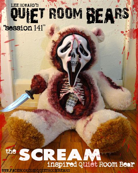 room bears scream inspired room bears by howard on