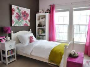 Pink Teenage Bedroom Ideas Home Design Girl Room Colors