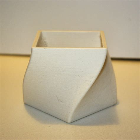Hexagonal Candle Holder Print 3d Cetak 3d Pla Abs 3d printing with various materials commons lab