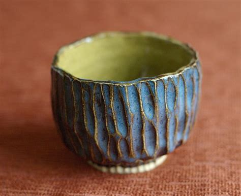 pottery pinch pot technique food  crafts