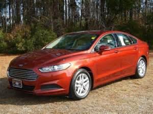 Orange Ford Ford Fusion Orange Jacksonville Mitula Cars