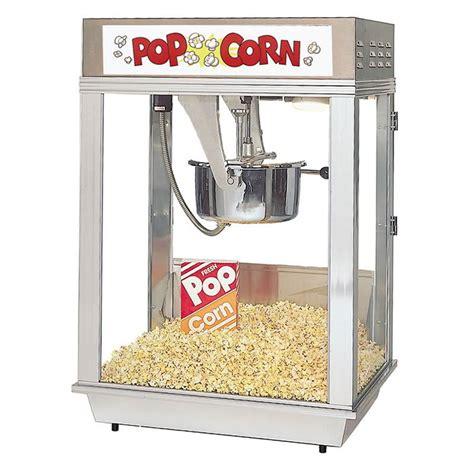 Komik Pop Corn Deluxe No 5 gold medal 2102e 120240 deluxe citation popcorn machine w 16 oz kettle white dome 120 240v