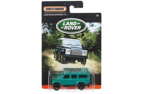 Matchbox Gift Pack Defender Hijau matchbox land rover 2016 modelmatic