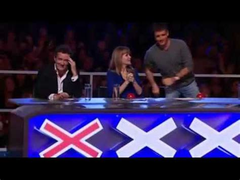 Britains Idol by Piers Upsets A On Britain S Got Talent