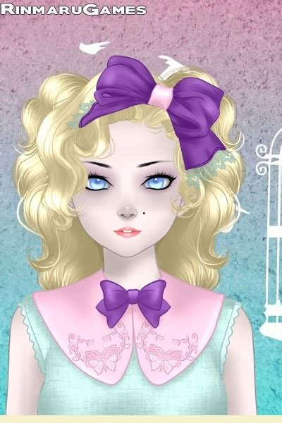 living doll nouveau dress a living doll by rerebaby