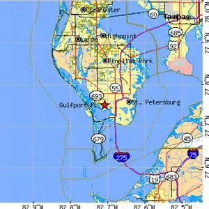 gulfport florida fl population data races housing