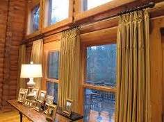 Log Cabin Curtains Drapes 1000 Images About Window Treatments On Pinterest Custom