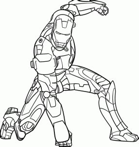 iron man coloring pages easy how to draw iron man step by step marvel characters