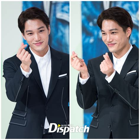 film drama korea andante exo kai at the conference of the new drama andante