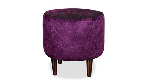 round fabric ottomans cococo home garner fabric ottomans