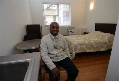 supportive housing nyc new housing in kingsbridge heights helps veterans feel quot grounded quot ny daily news
