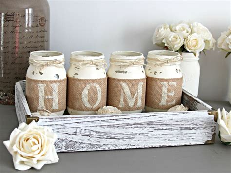 Wildlife Home Decor by Rustic Home Decorhousewarming Gifthostess By Jarfulhouse