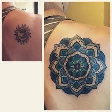 mandala tattoo leicester cover up done by kayleigh kbiffy at mandala tattoo and