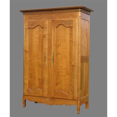 armoir normande armoire normande justine en merisier meubles de normandie