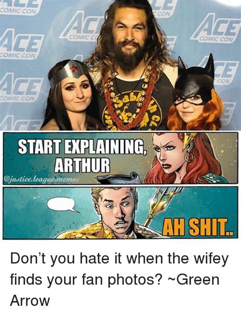 Comic Con Meme - 25 best memes about arrow arrow memes