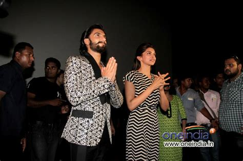 Royal Thank Fans For Support by Photos Deepika Padukone And Ranveer Singh Visits Chandan