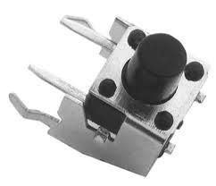 Tactile Button 13mm Push On tactile switch n o 13mm rse electronics