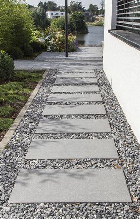 Ideen Für Gartenwege by Bildergebnis F 252 R Platten Kies Haus Kies
