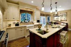 Design Ideas For Kitchen Traditional Kitchen Design Ideas