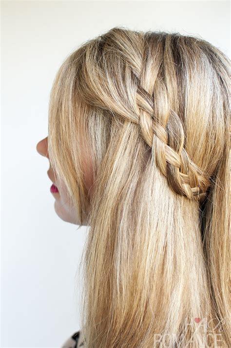 top 4 diy wedding hair tutorials percy handmade