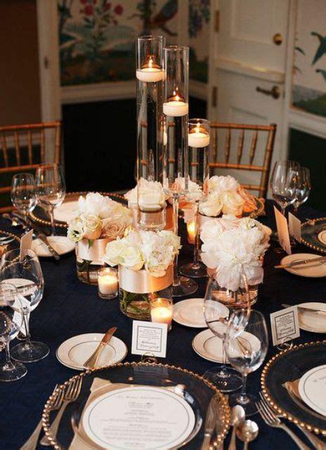 Taplak Meja Table Runner Burlap Lace Vintage Decor Kain Goni Import1 ketika blue navy dan gold berpadu dalam dekorasi