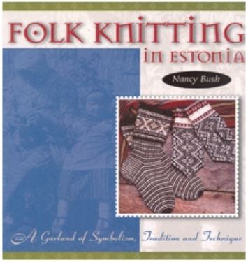 folk knitting folk knitting in estonia sl 246 jdmagasinet