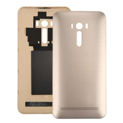 3m Asus Zenfone 5 Brushed Metal Gold Skin replacement for asus zenfone selfie zd551kl original brushed texture back battery cover gold