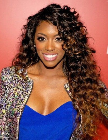 porshe from housewives of atlanta hairline porsha williams wigs line porsche real housewives of
