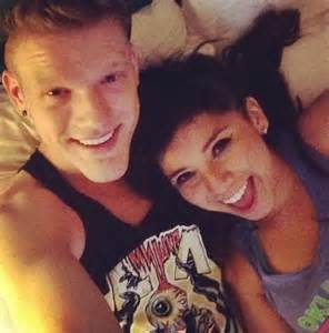 Kirstie maldonado scott hoying and kissing