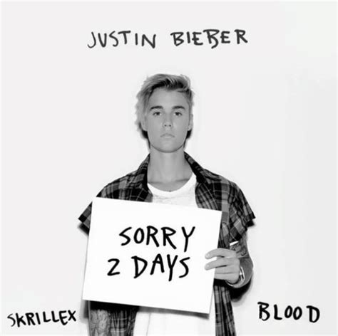 Justins New A Preview by Justin Bieber Teases New Single Quot Sorry Quot Releasing Acoustic