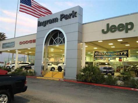San Antonio Jeep Dealers Ipac Chrysler Jeep Dodge Ram San Antonio Tx 78238 4111