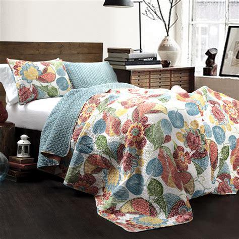 Kmart Quilts Sets by Reversible Quilt Set Bedding Kmart