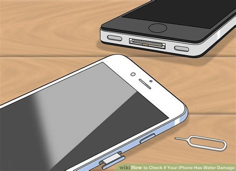 how to check if your iphone has water damage 12 steps