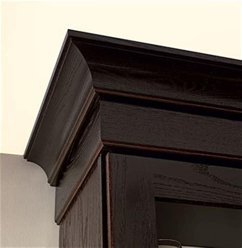 modern crown molding for kitchen cabinets merillat classic 174 tolani in oak kona and merillat classic