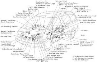 1994 toyota 3vze vacuum diagram 1994 get free image about wiring diagram