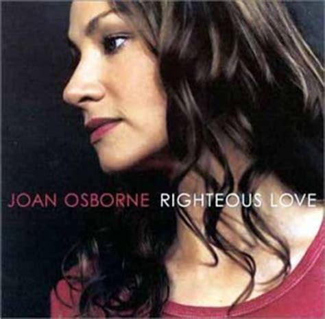 Cd Joan Osborne Early Recordings joan osborne lyrics lyricspond