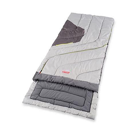 bed bath and beyond sleeping bags buy coleman 174 adjustable comfort adult sleeping bag from