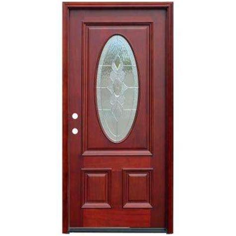 Home Depot Wood Doors Exterior Doors With Glass Wood Doors Front Doors Exterior Doors The Home Depot