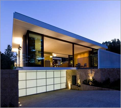 wonderful house design wonderful house design inspiration with large glass window white gate and brown stone