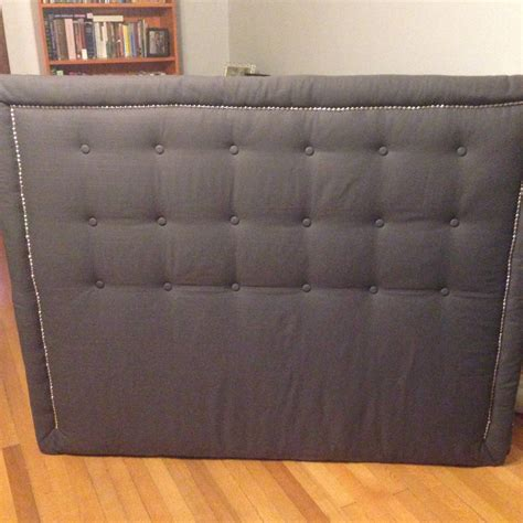 Diy Tufted Headboard Pegboard by Diy Tufted Headboard