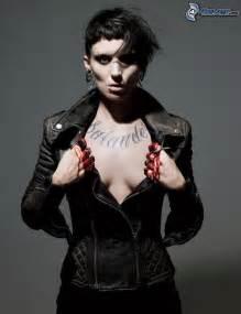 dragon tattoo girl series rooney mara