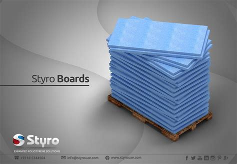 Expanded Polystyrene(EPS) Boards, Sheets for Insulation