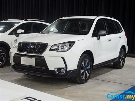 subaru forester drive new subaru forester 2 0i s spotted ahead of drive auto
