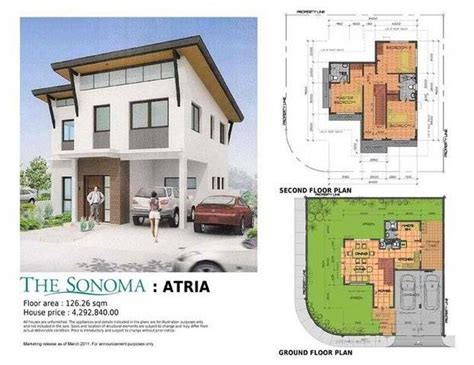 house design 150 square meter lot the sonoma sta rosa laguna for sale in philippines