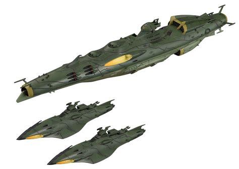 11000 Space Battleship Yamato Garmillas Ship Set By Bandai T2909 blazers 2199 1 1000 garmillas warship set 2 space