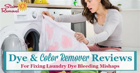how to get color out of white clothes color remover to get bleeding dye stains out of clothes