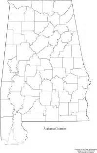 Alabama Blank Map alabama blank map