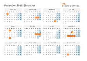 Kalender 2018 Malaysia Raya Puasa Feiertage 2018 Singapur Kalender 220 Bersicht