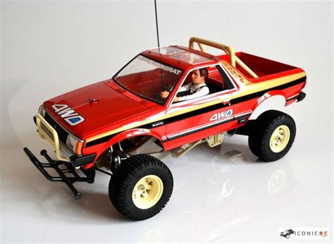tamiya subaru brat body 81 best images about rc vehicles and rockets on pinterest