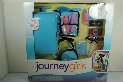 Travel Set For Doll a review journey travel set for 18 quot dolls mu 241 ecas